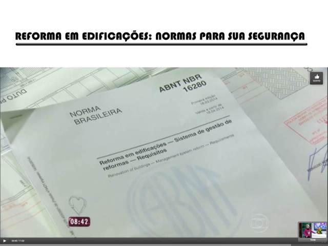 REFORMAS NBR