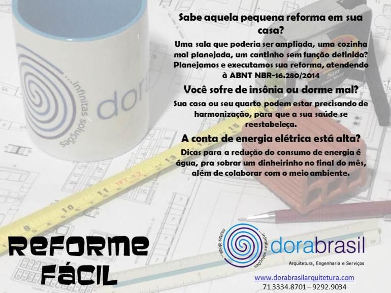 Reforme Fácil - Marketing 2014